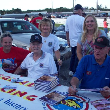 Living Legends at New Smyrna Speedway