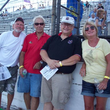 Living Legends at New Smyrna Speedway