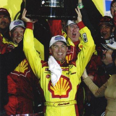 Kevin Harvick 07 Daytona 500 win