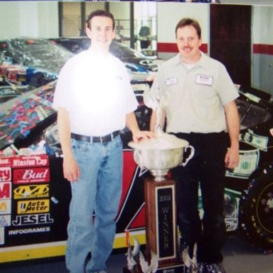 2002 Kurt Bush Win