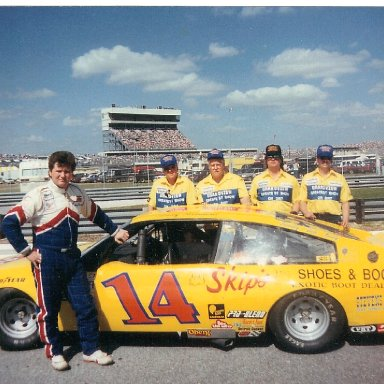 Andy Belmont Pontiac Sunfire @ Daytona 1990