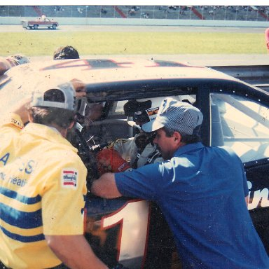Eddie Pearson @ Charlotte Dash Race 1988