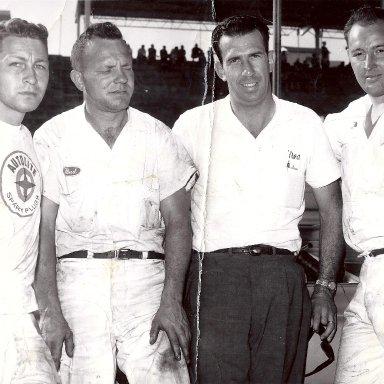 Bud Allman Ned J,Mack H,Elwood P