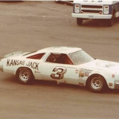 Richard Childress at Martinsville