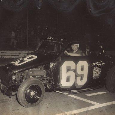 Rene Charland car #69