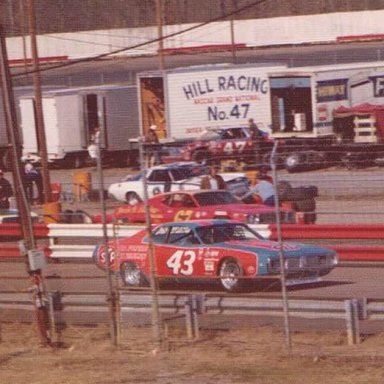 Richard Petty At Richmond