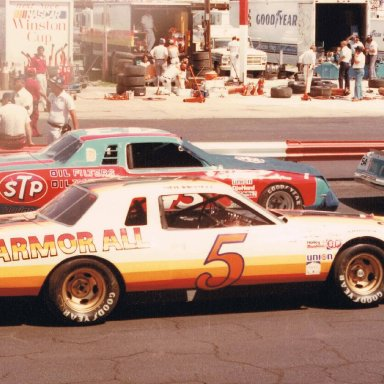 Neil Bonnett at N.Wilkeboro