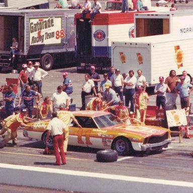 CY at Martinsville