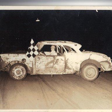 George Turbyfill #2 @ Deland  Raceway 1968