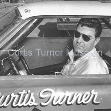 Curtis Turner, always time for a smile