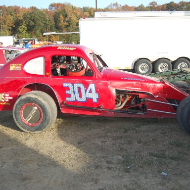 Delaware International Speedway, Oct. 2012