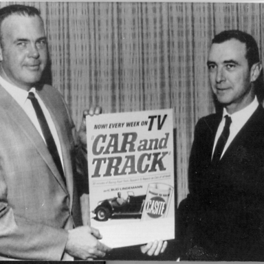 Car and Track with Bud