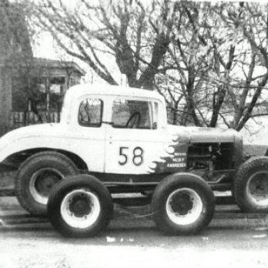 Car No. 58