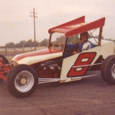Jimmie Nelson, Flint Michigan at the Comstock Park Speedrome