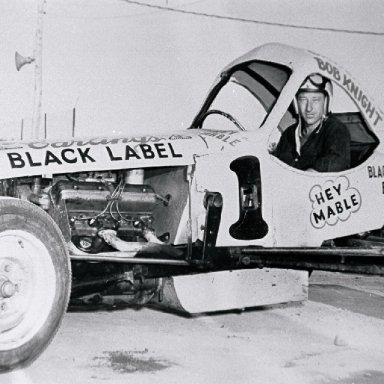 Black Label and Bob Knight