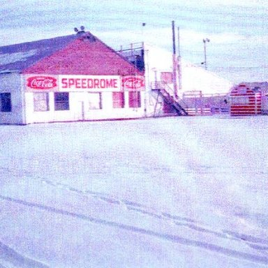 Speedrome winter of '65