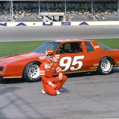 Davey Allison #95 1985 Monte Carlo