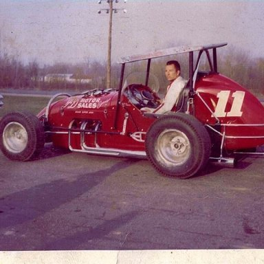 Norm Brown #11 Comstock Park Speedrome