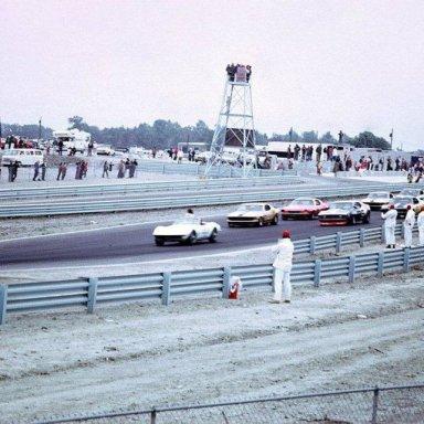 Watkins Glen 1971 Trans Am Serie
