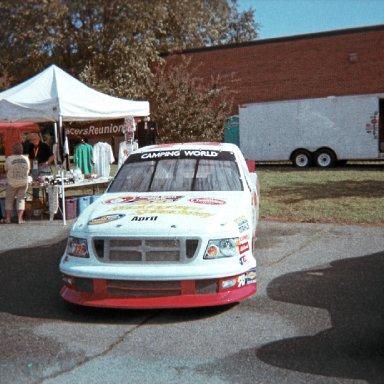 rockingham show truck