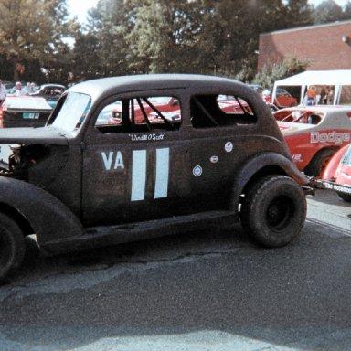 wendell scott show car