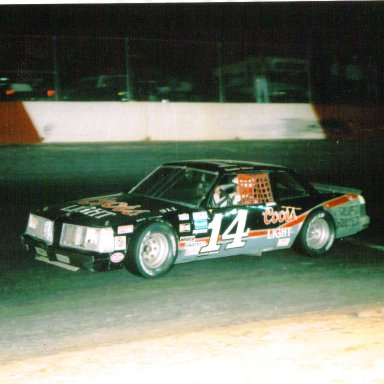 Ronnie Silver #14 Coors Light