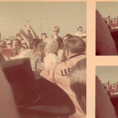 Bobby Allison, North Wilkesboro Speedway  April 20, 1969