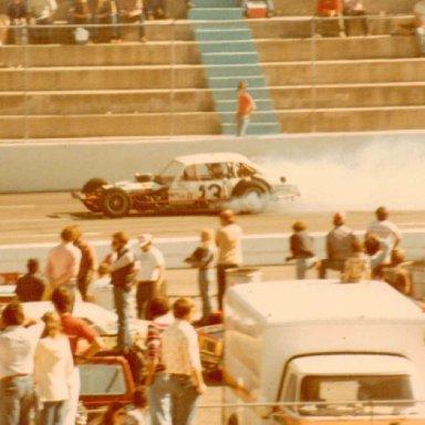 Martinsville Speedway 10-30-78 Charlie Jarzombek