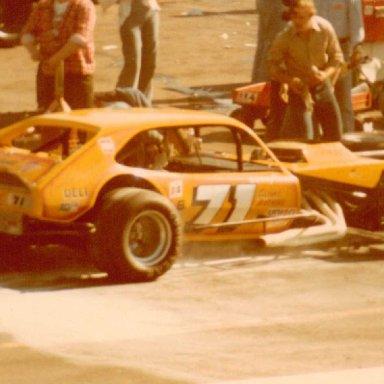 Martinsville Speedway 10-30-78 Tom Green