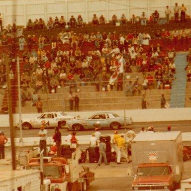 Old dominion 500, Martinsville Speedway, September 24, 1978