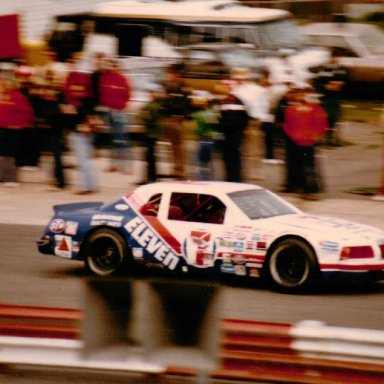 Holly Farms 500, North Wilkesboro Speedway, April 8, 1984