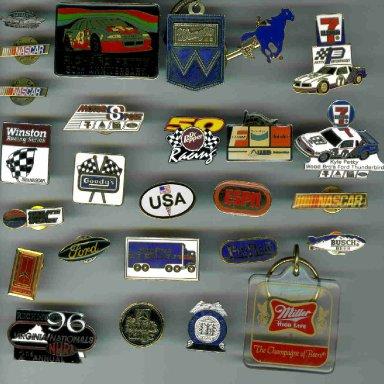 Racing Pins