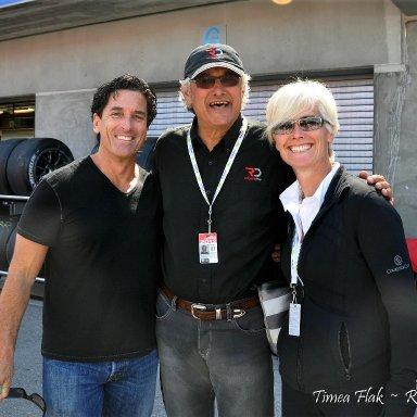 Mike Maroney, Mike Cesario & Ellie Cesario