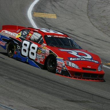 Racers Drive K&N West Stock Car at the Las Vegas Bullring