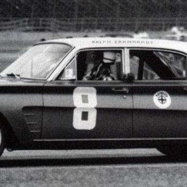 Daytona compact - Ralph Earnhardt