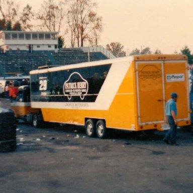 Winston Classic, Martinsville Speedway, 10-27-91