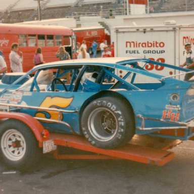 Modified 200 Winston Classic Martinsville Speedway 10-27-91