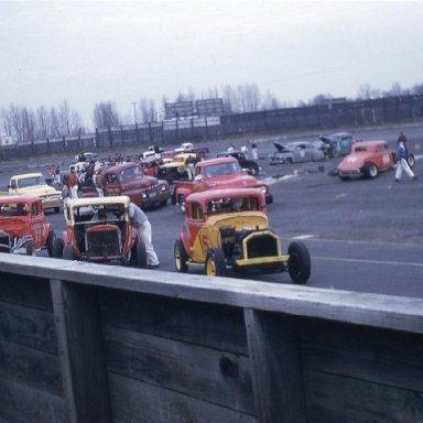 Washington State Race Track