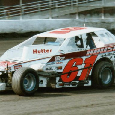 CD (Clarence) Coville at Syracuse in 89