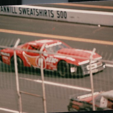 Winston Classic, Martinsville Speedway, October 30, 1988