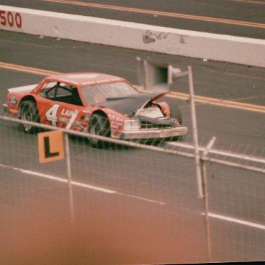 Winston Classic, Martinsville Speedway, October 30, 1988
