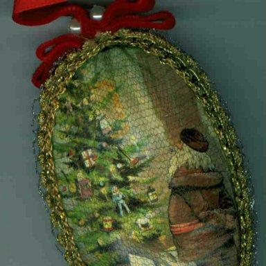 Hendrick Ornament 1986 Side A