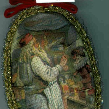 Hendrick Ornament 1986 Side B