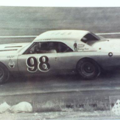 Eddie Royster Trico Speedway