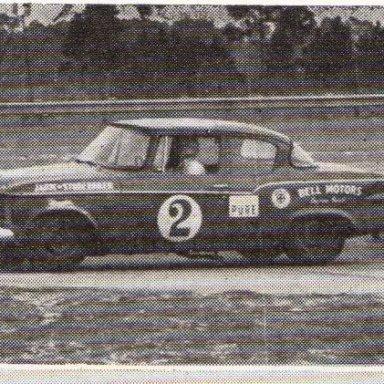 jocko's Studebaker 1961 Daytona