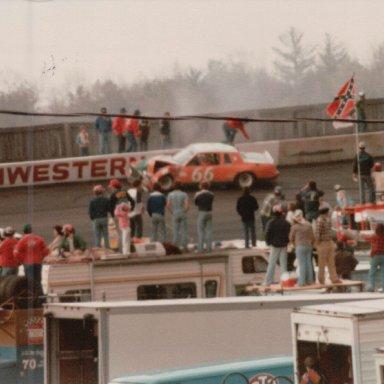 Northwestern Bank 400, North Wilkesboro, NC April 5, 1981