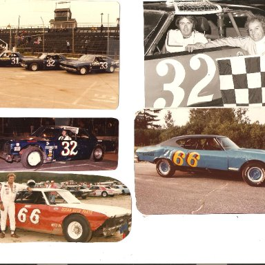 WATERFORD SPEED BOWL, THOMPSON SPEEDWAY 1979,1980