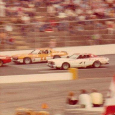 Old Dominion 500 Martinsville Speedway Sept, 26, 1976