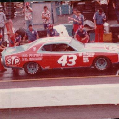 Old Dominion 500, Martinsville Speedway, September 26, 1976