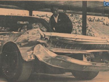 1966 Peach Blossom 500 McQuagg